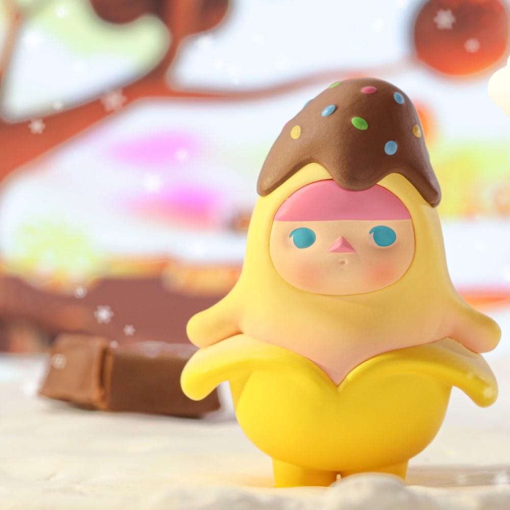 Pucky 畢奇精靈|甜點系列公仔盒玩(單入隨機款)