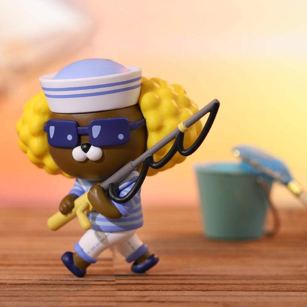 Kakao Friends|航海系列公仔盒玩(12入盒裝)