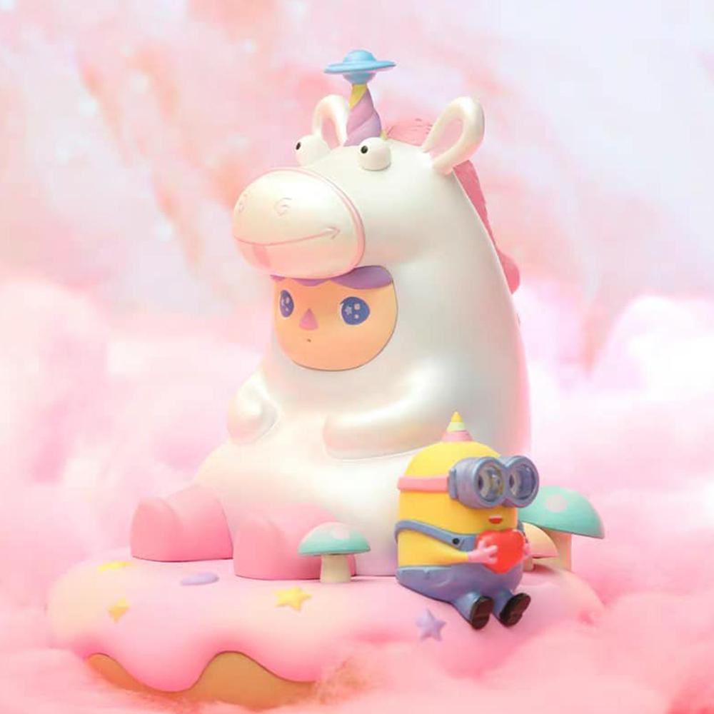 Pucky 畢奇精靈|Minions 小小兵 獨角獸聯名大型公仔