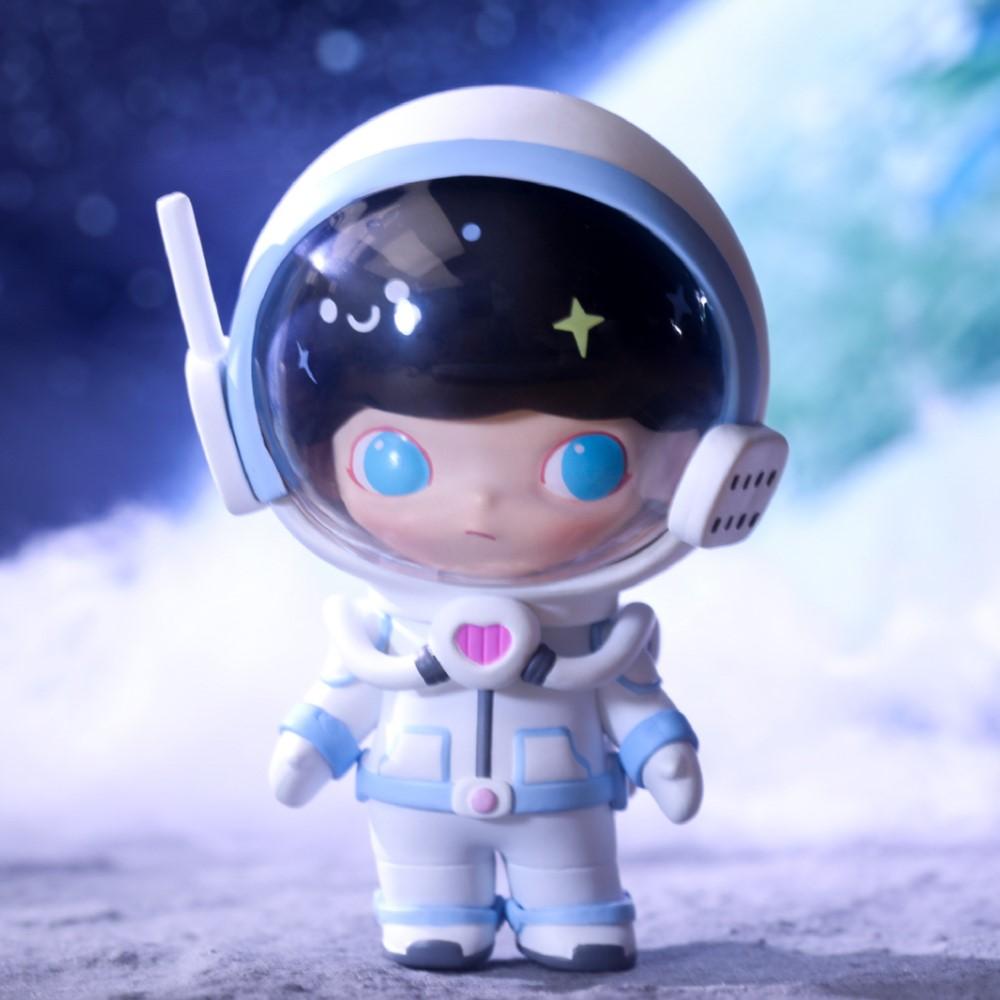 DIMOO|太空旅行系列公仔盒玩(12入盒裝)