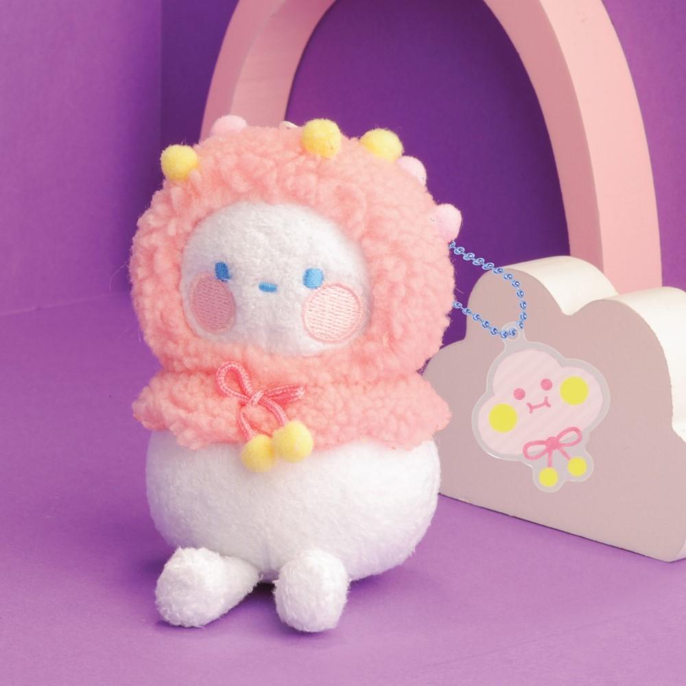 BOBO&COCO|喫茶室絨毛玩偶系列盒玩(二入隨機款)