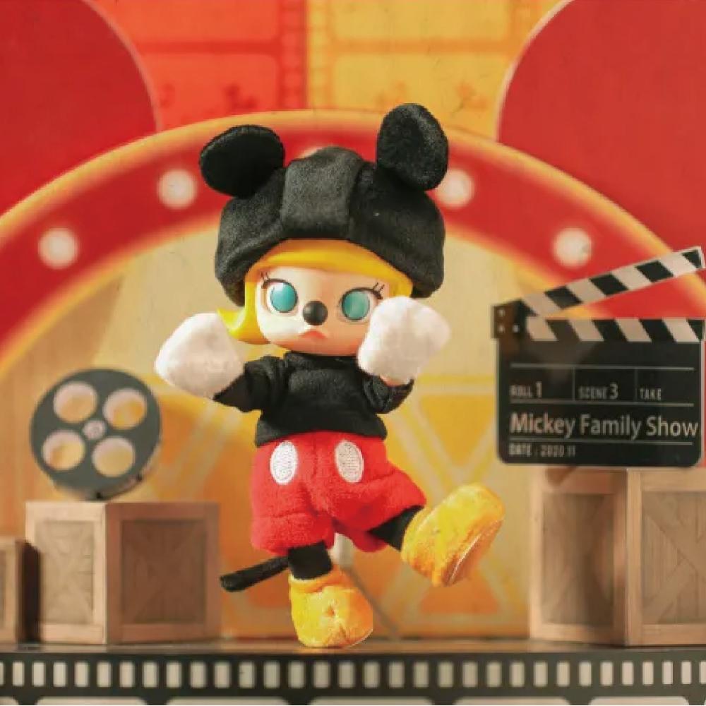 Molly茉莉女孩|迪士尼聯名BJD大型公仔 米奇