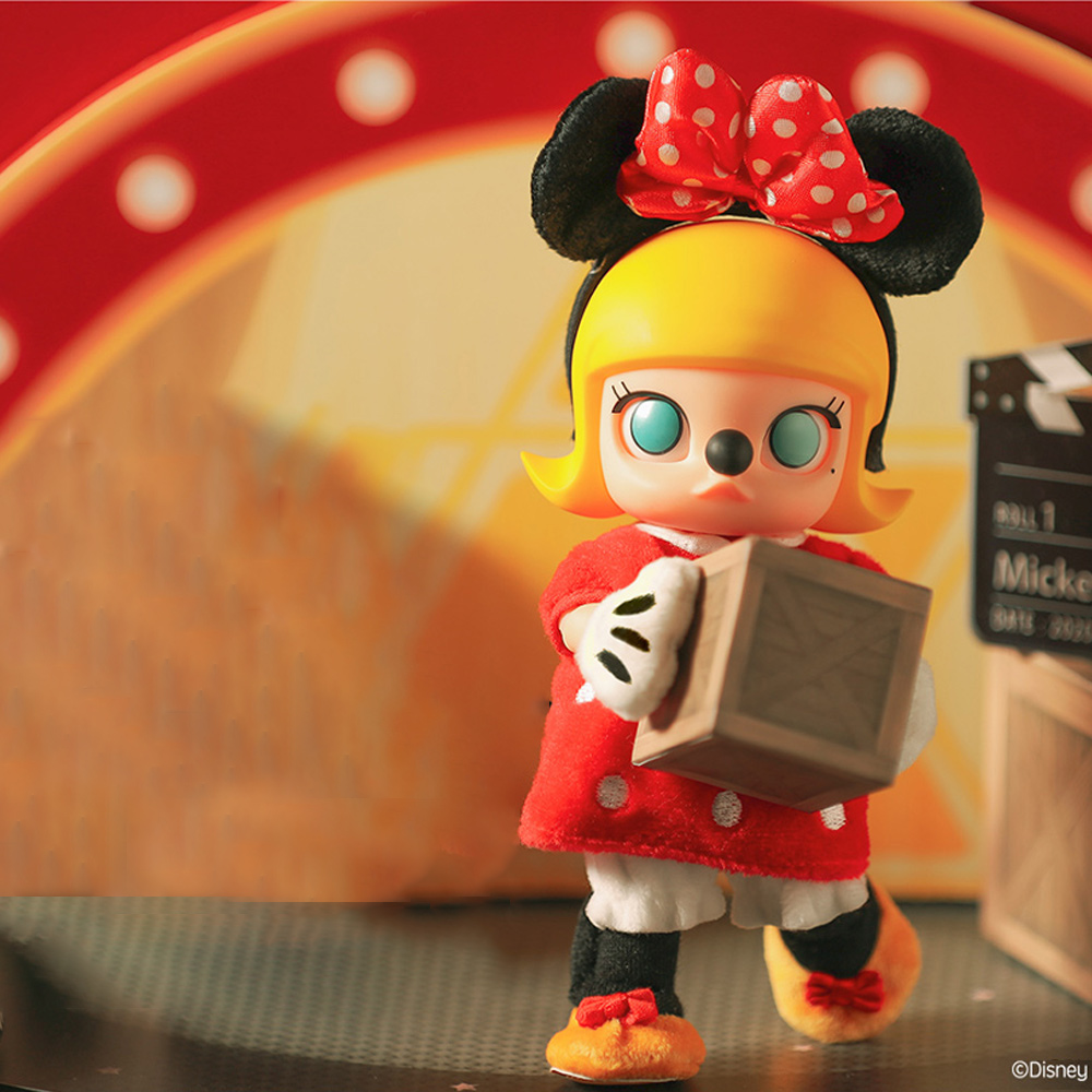 Molly茉莉女孩|迪士尼聯名BJD大型公仔 米妮