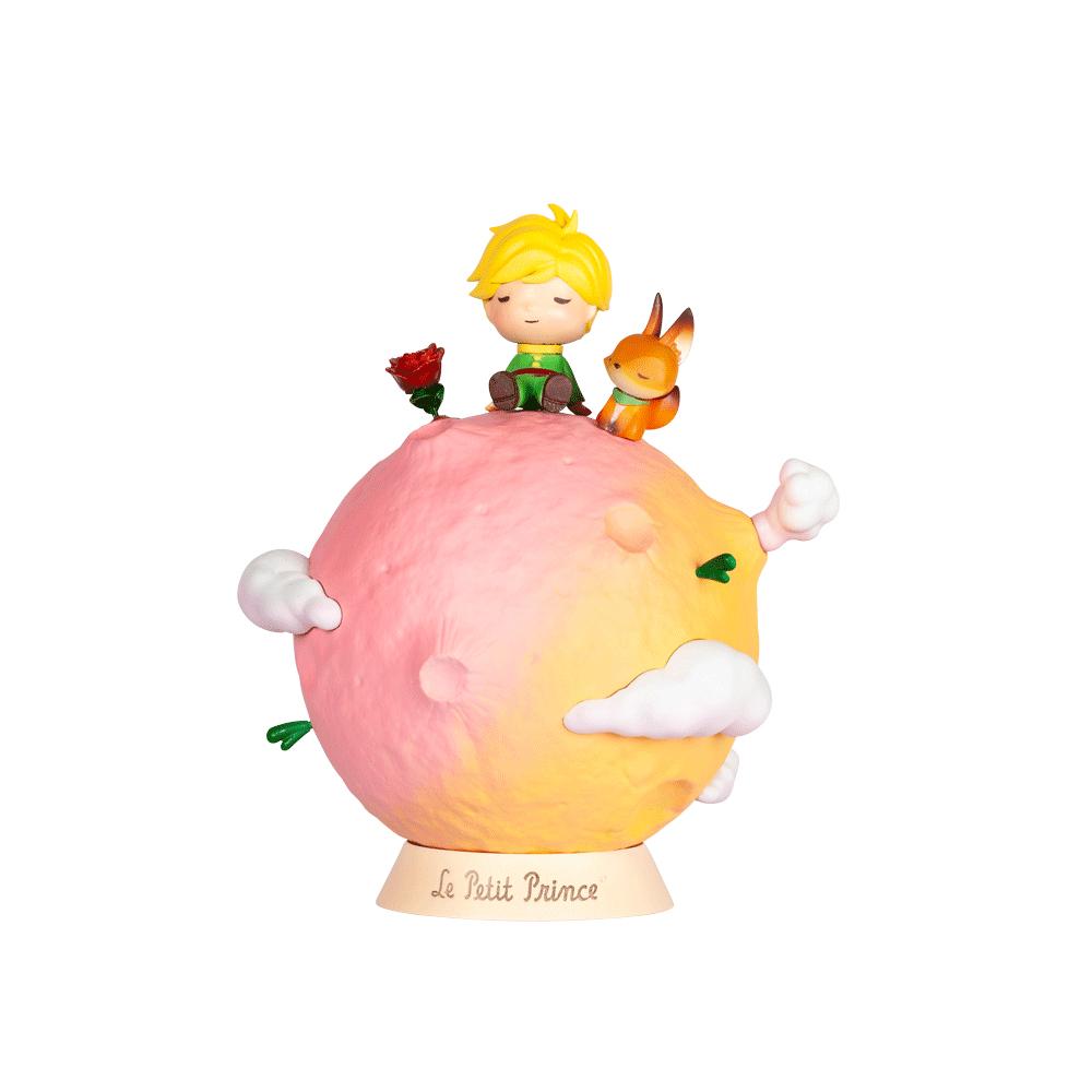 小王子 X 牛奶公司玩具|第七棉花糖星球大公仔