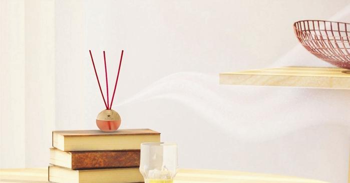 Cristalinas迷你球形植萃香氛(20ML)- 金合歡