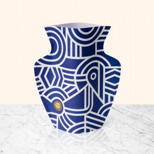 OCTAEVO|西班牙手工防水紙花瓶 (大) GRECO