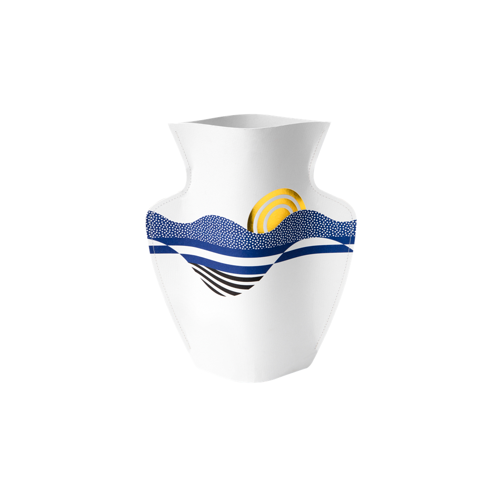 OCTAEVO|西班牙手工防水紙花瓶 (大) SALINA