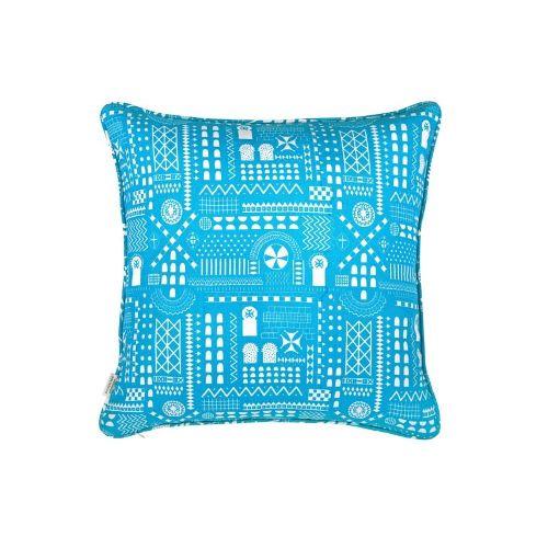 SAFOMASI | 曙光熱汽球厚棉抱枕套 (不含枕心)
