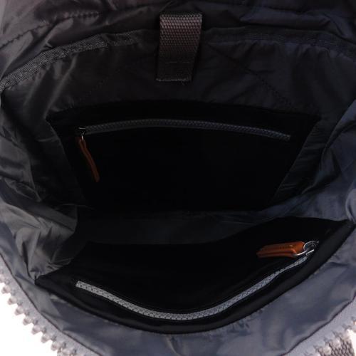 ROKA LONDON|Canfield B「通勤者」手提肩背兩用後背包(中) 純黑