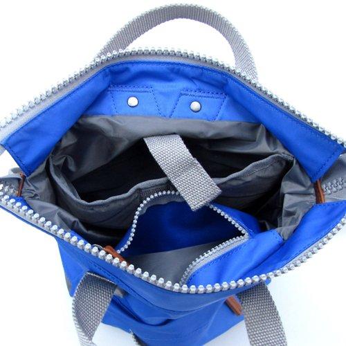 ROKA LONDON|「出外走走」手提肩背兩用後背包(小) 海藍
