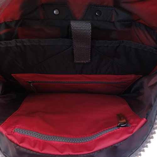 ROKA LONDON|「通勤者」手提肩背兩用後背包(小)甜蜜野莓