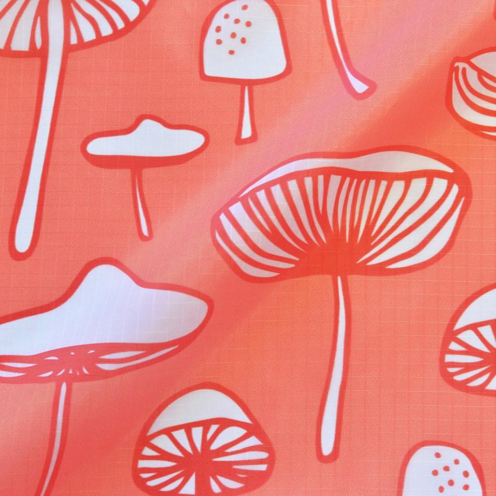 FLIP & TUMBLE|24小時 翻轉印花包 飄浮蘑菇