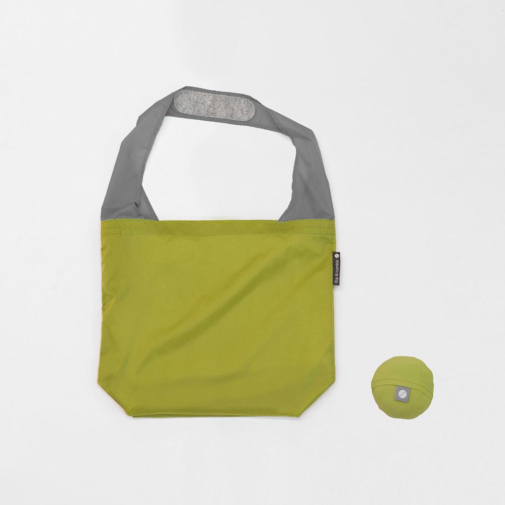 FLIP & TUMBLE|24小時 翻轉彩球包 檸檬綠