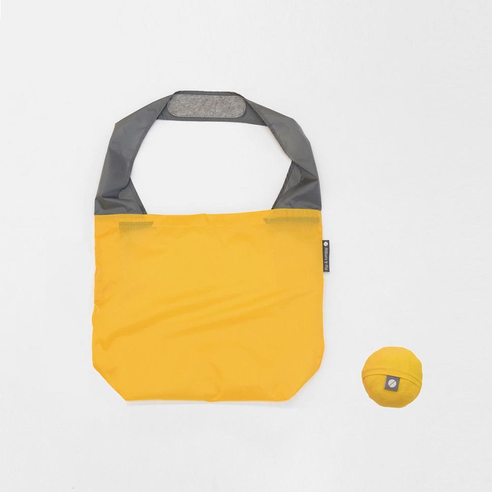 FLIP & TUMBLE|24小時 翻轉彩球包 活力黃