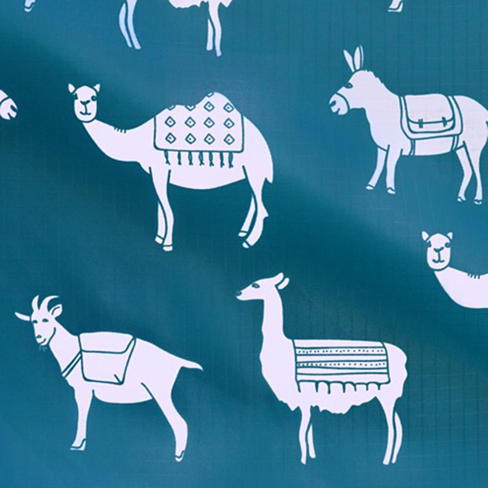 FLIP & TUMBLE|24小時 翻轉印花包 動物世界
