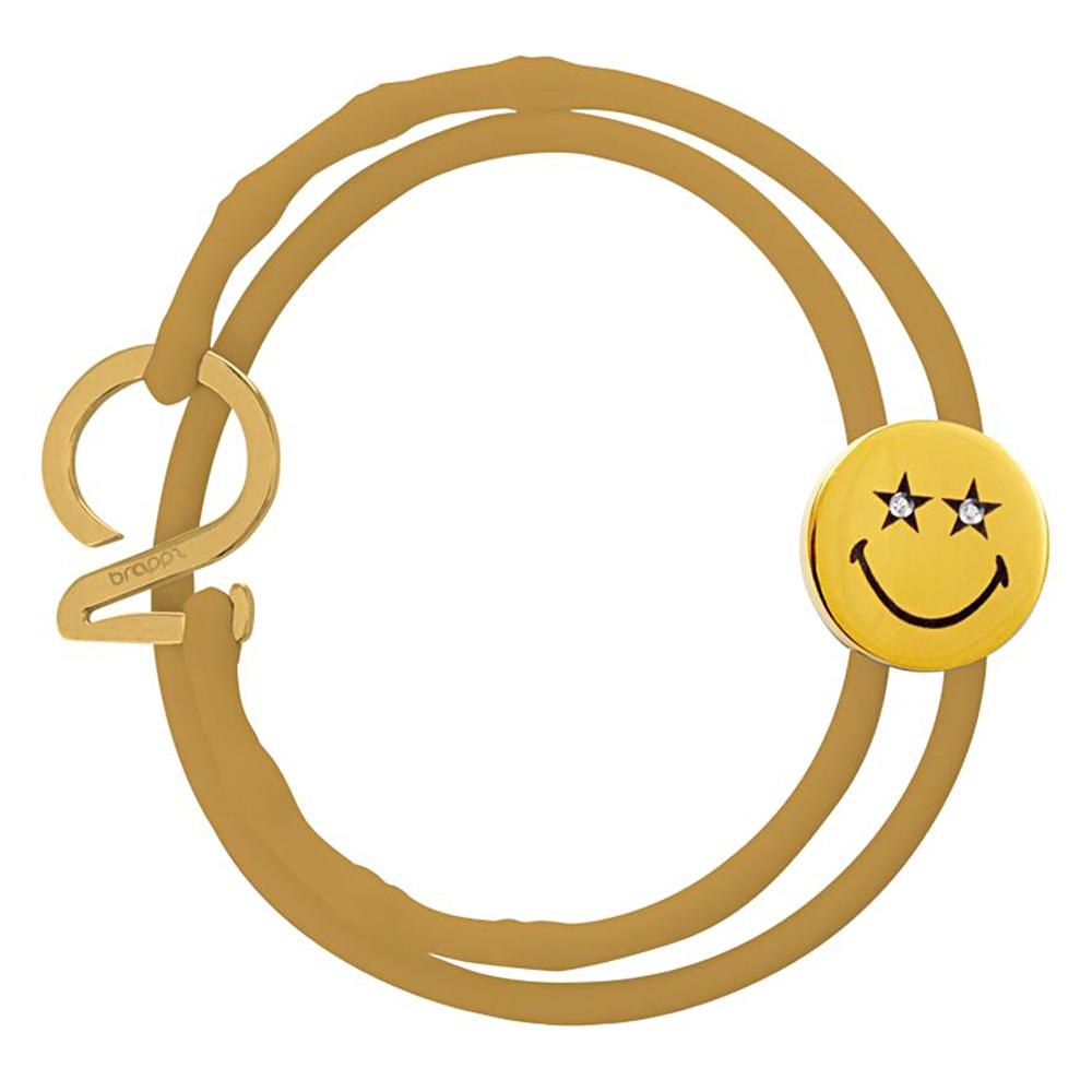 Brappz|瑞士百變運動手環(閃眼微笑)