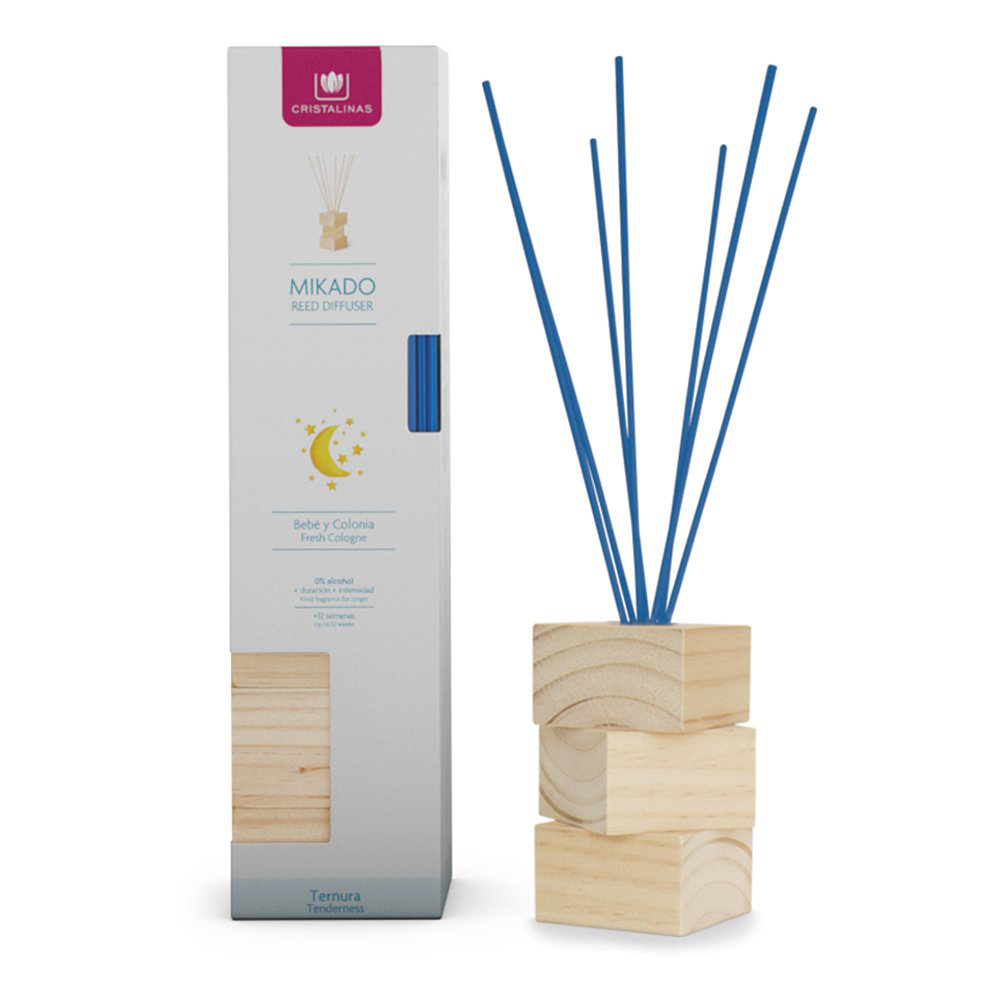 Cristalinas 原木系列 複方香氛 (100ML)- 寶貝古龍