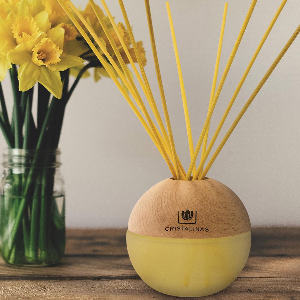 Cristalinas|居家球形植萃香氛 (180ML) - 金合歡