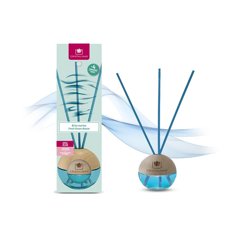Cristalinas 迷你球形植萃香氛(20ML)- 海洋微風