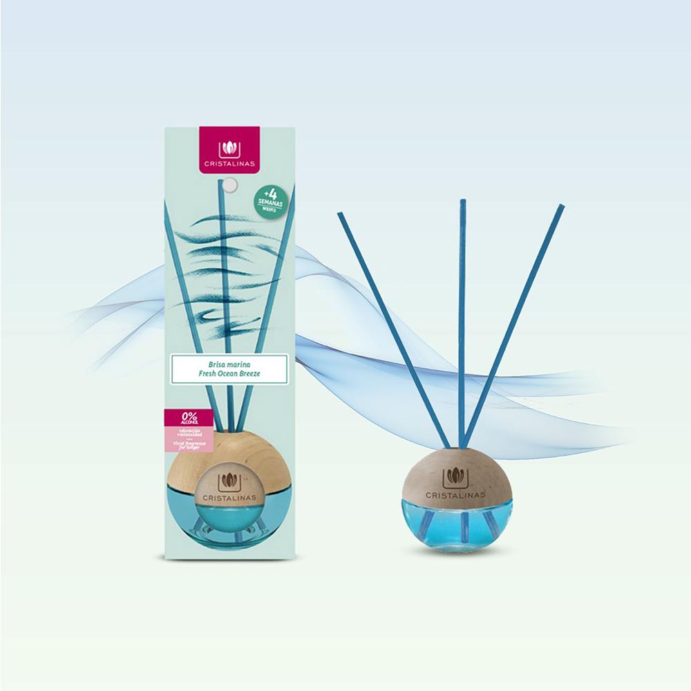 Cristalinas|迷你球形植萃香氛(20ML)- 海洋微風
