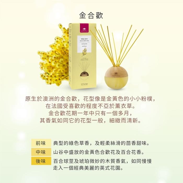 (複製)Cristalinas|居家球形植萃香氛 (180ML) - 天竺葵