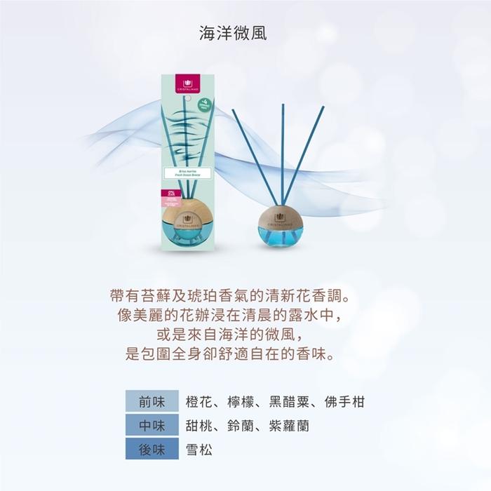(複製)Cristalinas|迷你球形植萃香氛(20ML)- 檀香雪松