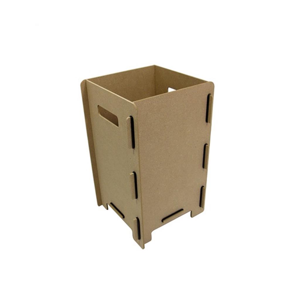 Werkhaus 彩印經典木凳儲物組(復古投飲機)