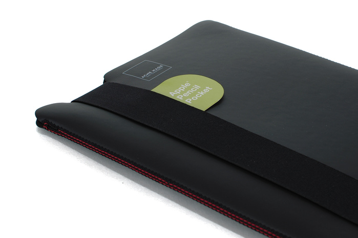 (複製)13''MacBook Pro/Air Skinny筆電包內袋 - 真皮皮革 - 棕 - SMALL
