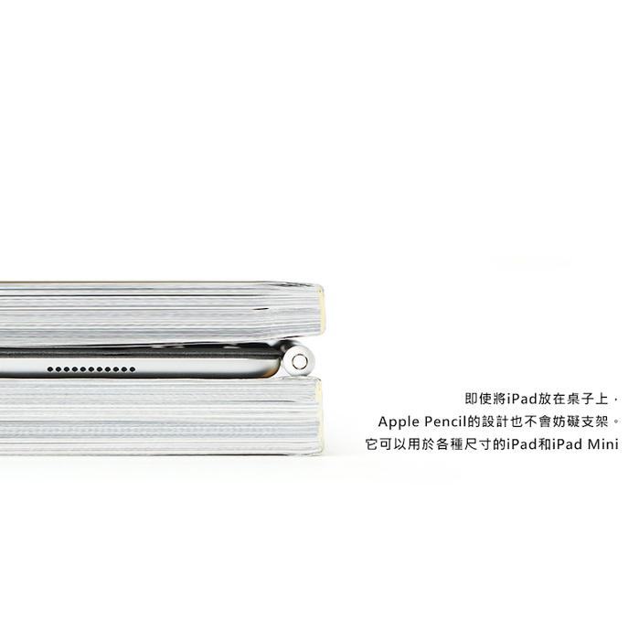 All Button │ Inline Holder Apple Pencil 磁吸筆套 - 午夜藍