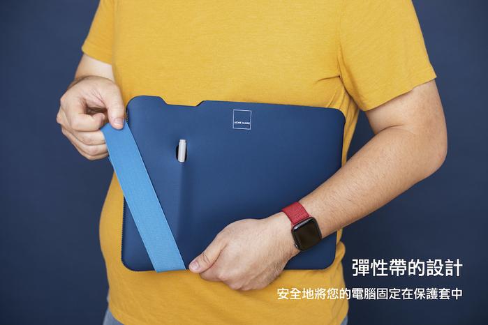 (複製)Acme Made|Surface Pro Skinny筆電包內袋 -黑/黑 - XS