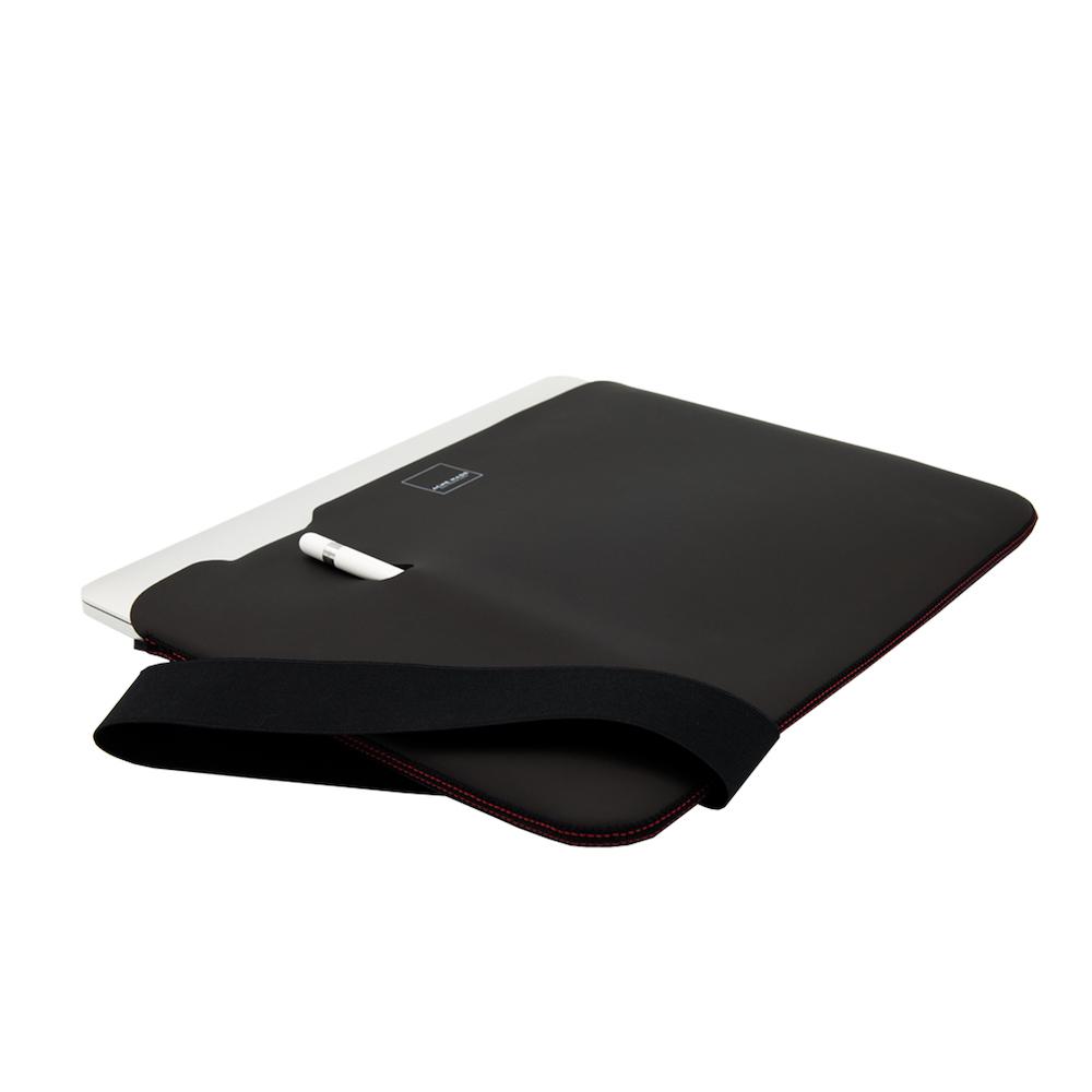 Acme Made|13''MacBook Pro/Air(USB-C)  Skinny筆電包內袋 -黑/黑-SMALL
