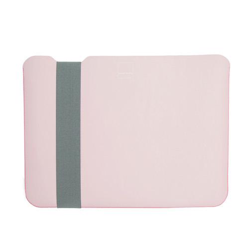 Acme Made|13''MacBook Pro/Air (USB-C)Skinny筆電包內袋 -灰/粉-SMALL