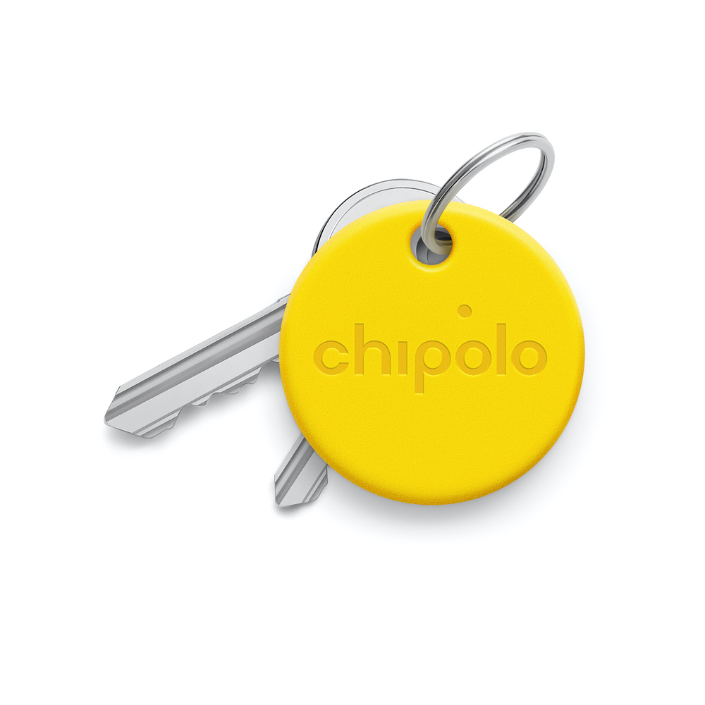 Chipolo|Chipolo ONE 防丟小幫手 - 黃