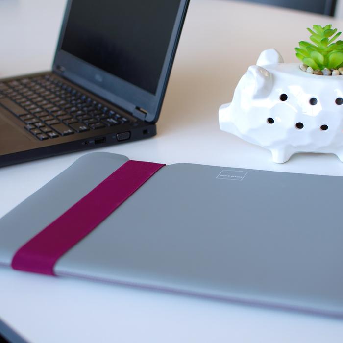 (複製)Acme Made 13''MacBook Pro/Air Skinny筆電包內袋 -黑/黑-SMALL