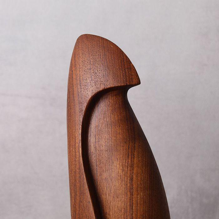 KD科定|木製家飾 啄木鳥(大)
