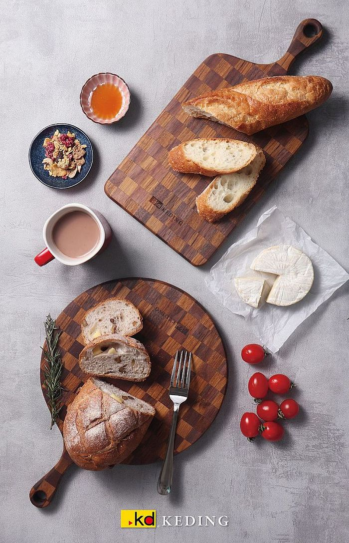 (複製)KD科定|文創小品_木餐盤_大_長型胡桃木款_砧板、麵包盤、起司盤
