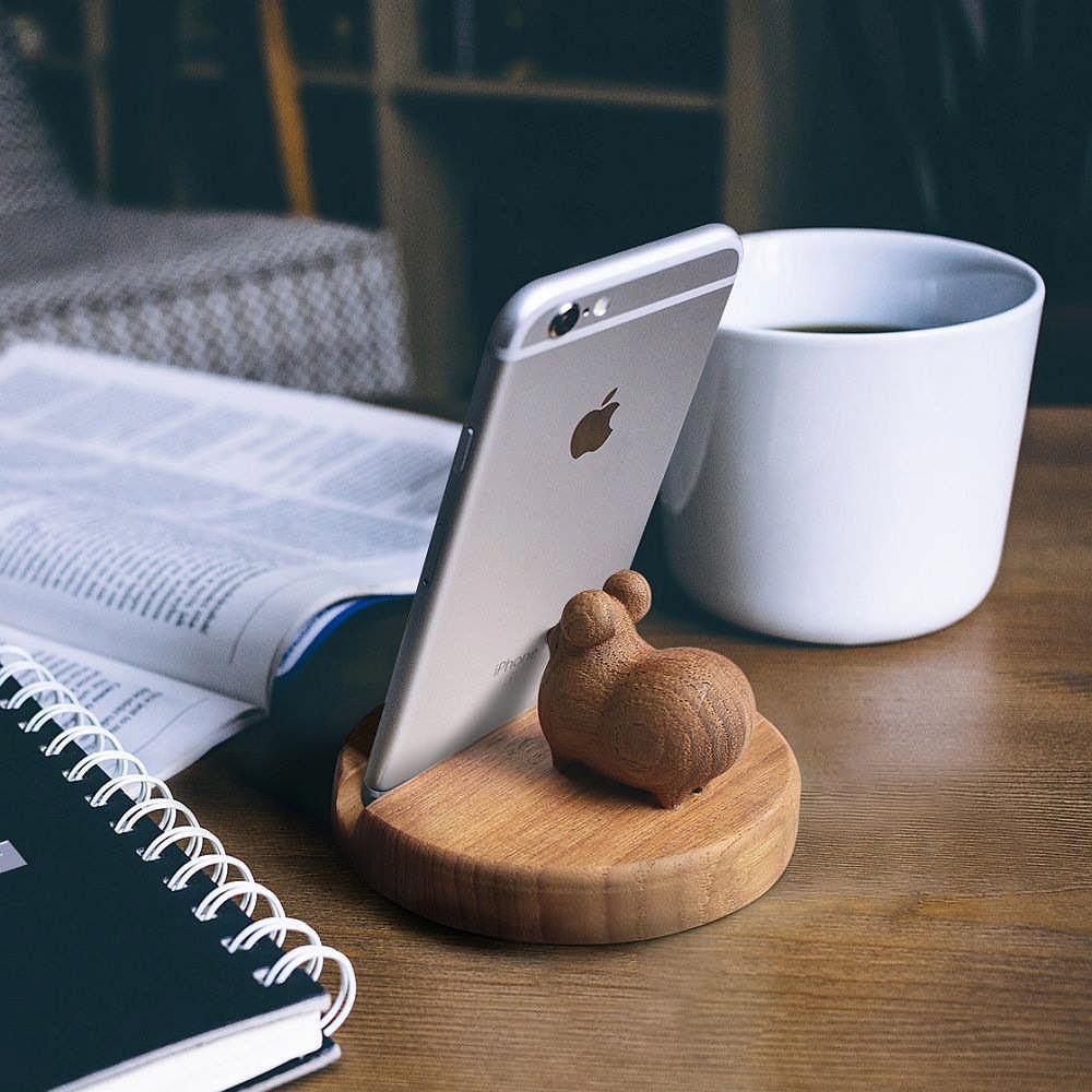 KD科定|精製禮盒_筆筒、手機名片兩用架、杯墊2入