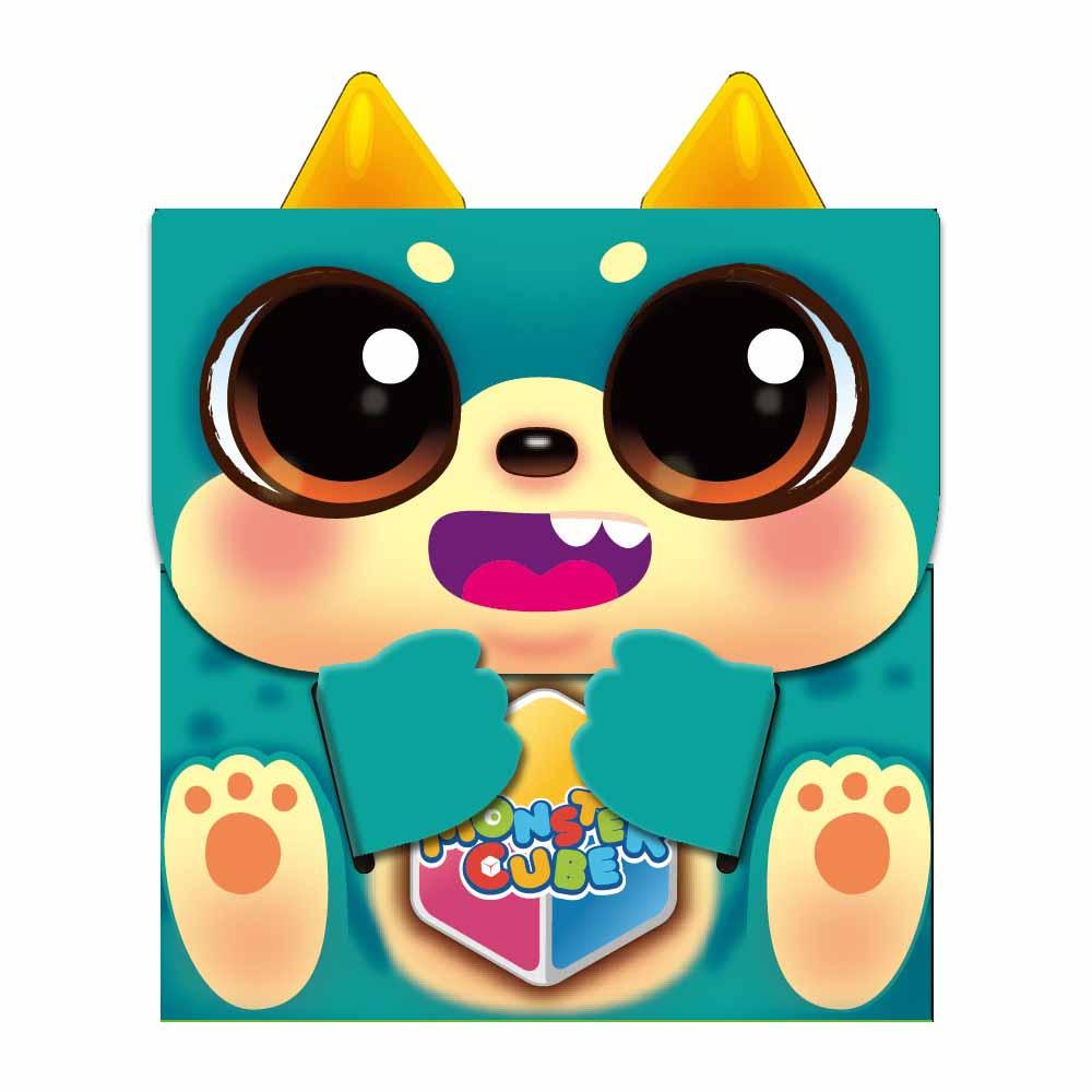 你好桌遊|怪獸方塊 Monster Cube