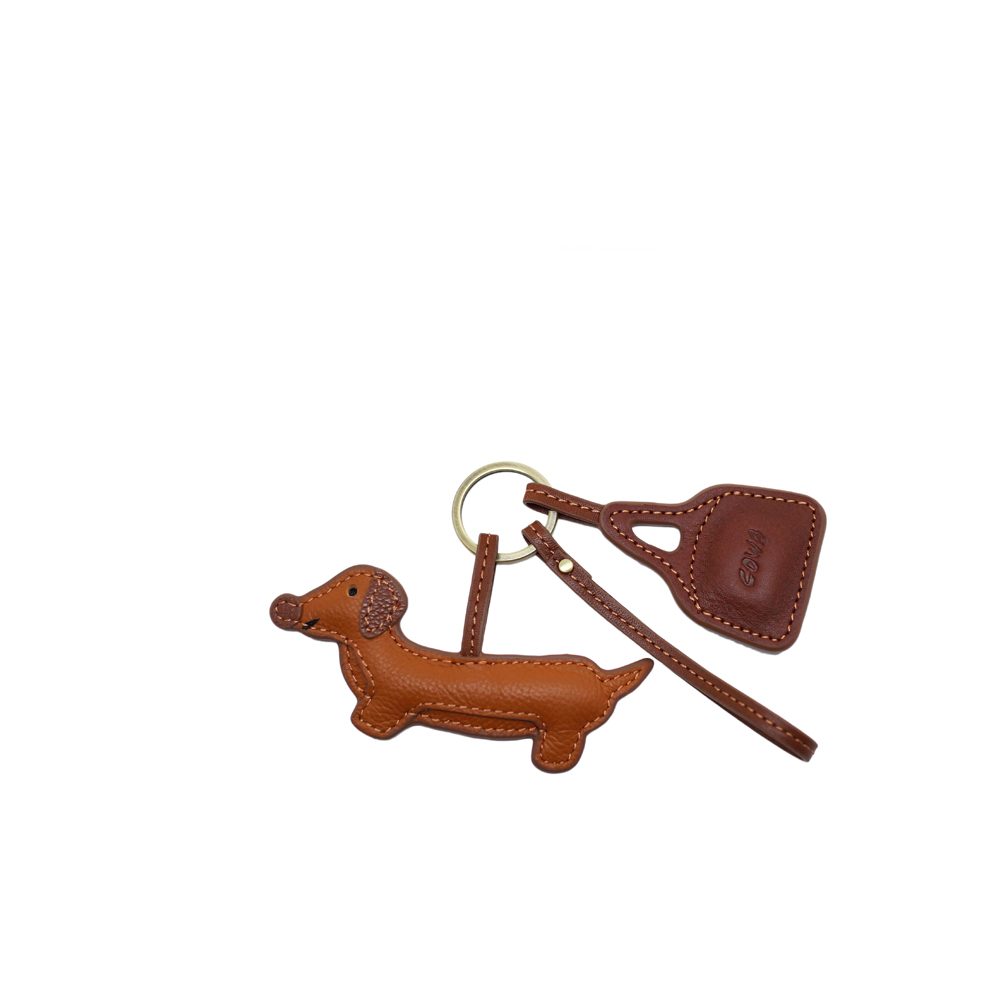 COWA|臘腸狗鑰匙圈