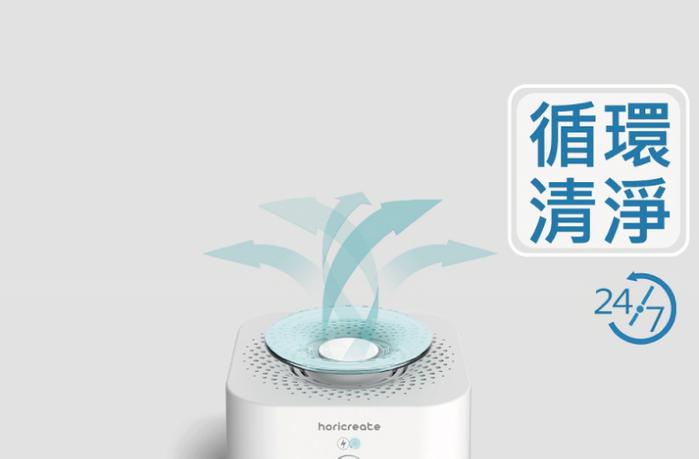 Horicreate|小藍Blue UV空氣凈化機