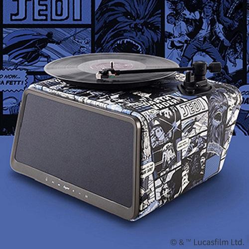 【集購】HYM Seed黑膠智慧音響-Star Wars星際大戰系列