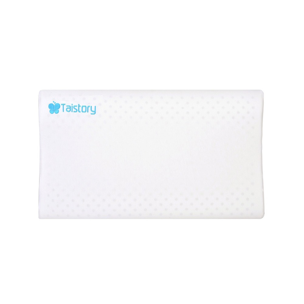 泰之語 Taistory|Natural Latex Pillow 高低波浪舒眠枕(矮款)-成人款-TS004