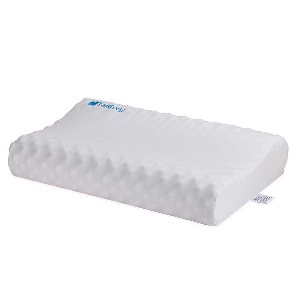 泰之語 Taistory|Natural Latex Pillow 高低顆粒按摩枕(矮款)-成人款-TS003