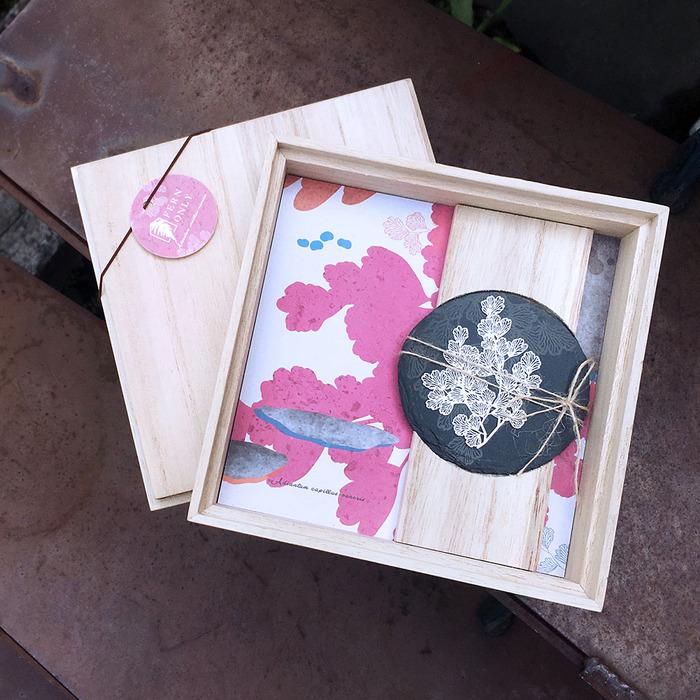 (複製)FERN ONLY|蕨類標本紙雕-二叉鹿角蕨