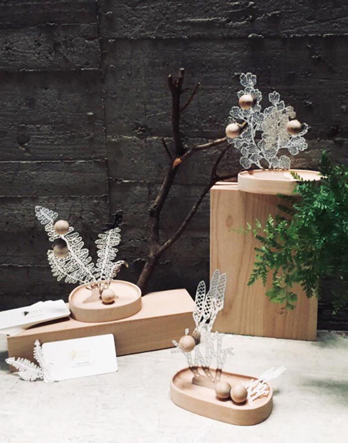 (複製)FERN ONLY|蕨類化石石皿-鐵線蕨