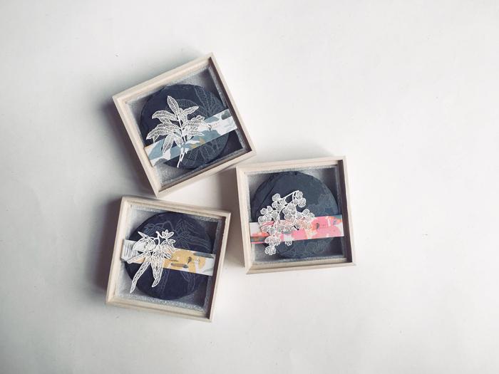 FERN ONLY|蕨類化石石皿-木賊