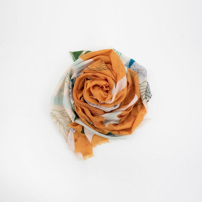 FERN ONLY|BANNIES' x FERN ONLY 蕨美聯名圍巾-海金沙