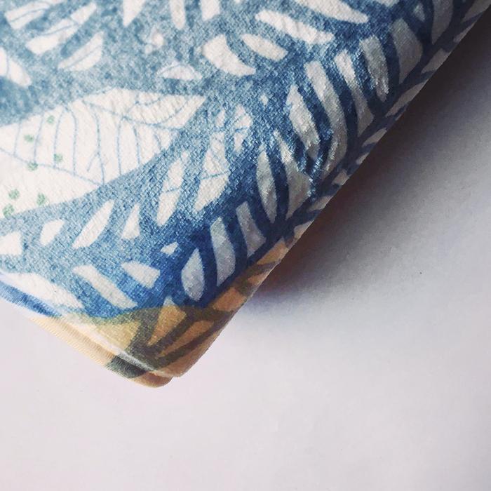 (複製)FERN ONLY|蕨地絨感踏墊-鐵線蕨