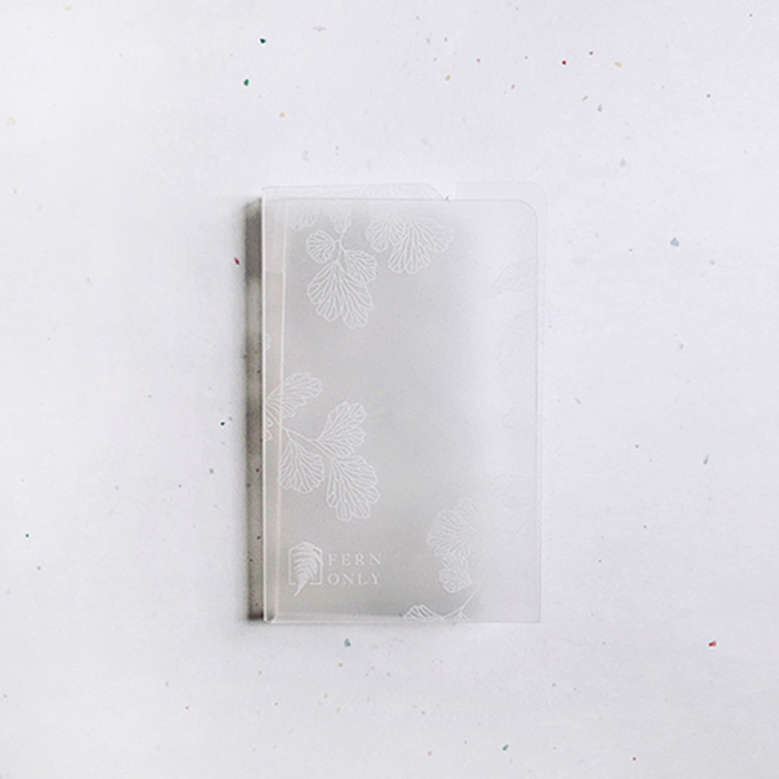 FERN ONLY|蕨妙口罩收納夾-5入含運組