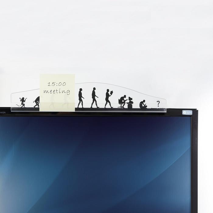 OSHI | 螢幕備忘版-進化論